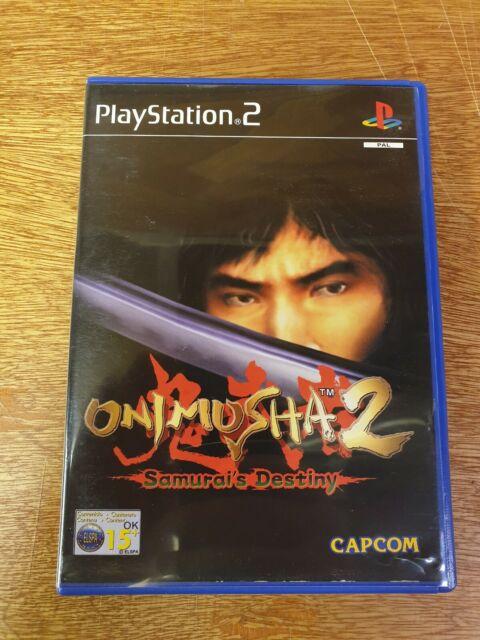 Onimusha 2 Samurai's Destiny - Sony PS2 Playstation 2 (2002) PAL