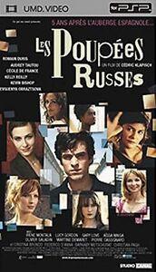 Les Poupées russes [UMD] PSP - NEUF SOUS BLISTER