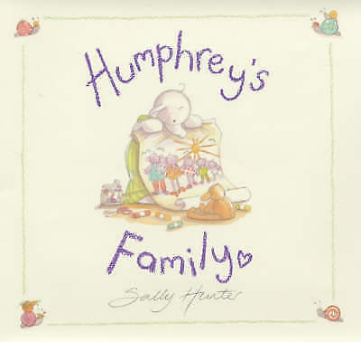 1 of 1 - Humphrey's Family, Hunter, Sally, Very Good Book