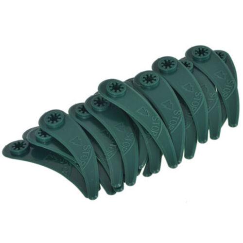 für Bosch ART23 ART26-18 LI 20//50Stk Durablade Kunststoffmesser Ersatzmesser