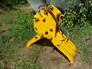 Hydraulic Grab for 4-8t Excavators