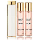 CHANEL COCO MADEMOISELLE Eau De Parfum Twist And Spray 3x0.7oz***NIB***SEALED***
