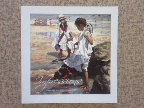 Memories of Summer Fine Art Brochure DeMontfort Sherree Valentine Daines