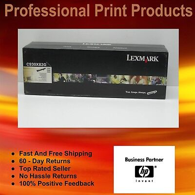 Lexmark Photo Conductor Unit C930X82G Fits C935//X940//X945 Brand new in OEM Boxes