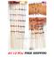 miniature 1 - 12 PCs Gold Plated Evil Eye Bracelets, Adjustable Chain *US SELLER, FREE SHIP*
