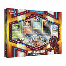 Pokemon XY Volcanion Mythical Collection Box: 5 Booster Packs + 6 Promo Cards!