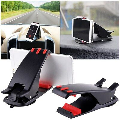 Car Windshield Dashboard Stand Mount Holder Cradle for Mobile Cell Phone GPS PDA