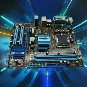 ASUS-P5G41T-M-LX-V2-Motherboard-LGA-775-DDR3-8GB-For-Intel-G41-P5G41T-M-LX-F0V7