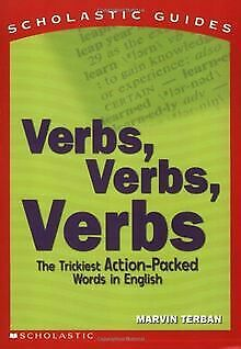 Verbs! Verbs! Verbs!: The Trickiest Action-Packed Words ... | Buch | Zustand gut