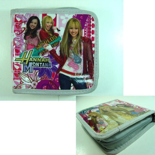 LATEST Hannah Montana CD VCD DVD PSP UMD Storage Case Holder hold 32 pcs