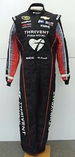 NASCAR Race Used Drivers Suit #95 Michael McDowell Thrivent Fire Suit- LFR