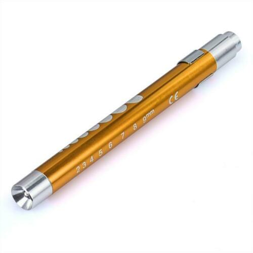 Medical First Aid LED Pen Light Flashlight Doctor Nurse Emergency Mini Torch