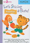 Let's Sticker & Paste! Food Fun by Kumon Publishing North America, Inc (Paperback, 2011)