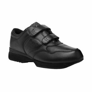 Propet-M3705-Men-039-s-LifeWalker-Strap-Walking-Shoes