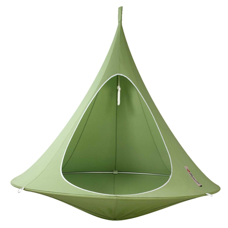 Cacoon Double leaf Grün hellgrün mint Hängesessel Schwebesessel Hängezelt     | Um Zuerst Unter ähnlichen Produkten Rang