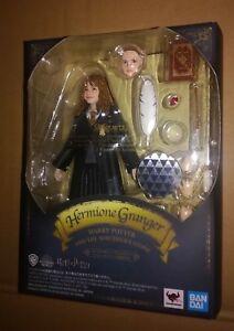 Bandai Sh Figuarts Harry Potter Hermione Granger À L'école Des Sorciers !!