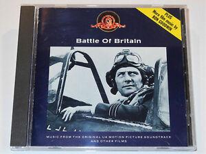 Ron-Goodwin-BATTLE-OF-BRITAIN-Plus-More-Film-Music-Soundtrack-CD-VG