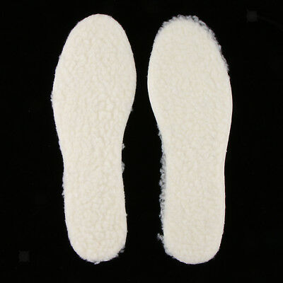 Home Winter Shoe Fabric Supplies Warm Shoes Boots Insert Thermal Insoles Pads