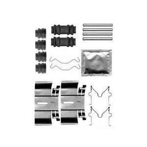Genuine Delphi Rear Brake Pad Accessory Kit - LX0563