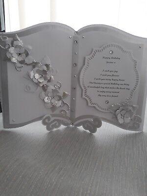 """Bello Scatola Grande A4 Personalizzato Matrimonio, Anniversario, Compleanno Ogni Occasione Card-rsary,birthday Any Occasion Card """" Data-mtsrclang=""""it-it"""" Href=""""#"""" Onclick=""""return False;""""> Buon Sapore"""