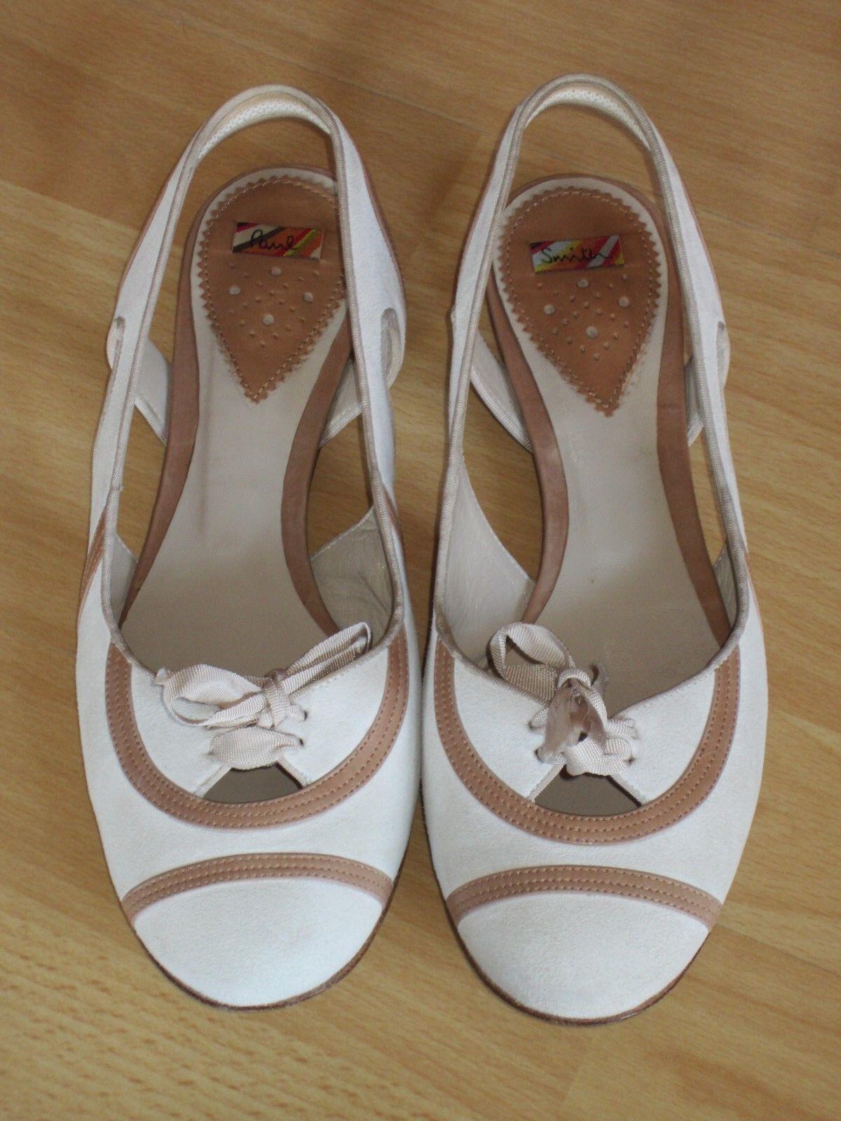 Paul Smith 37 Smith Slingpumps Ballerinas gr. 37 Smith 66b4ab
