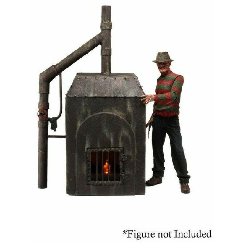 NECA-Nightmare on Elm  Street-DIORAMA Elemento-Frossody è Forno  molto popolare
