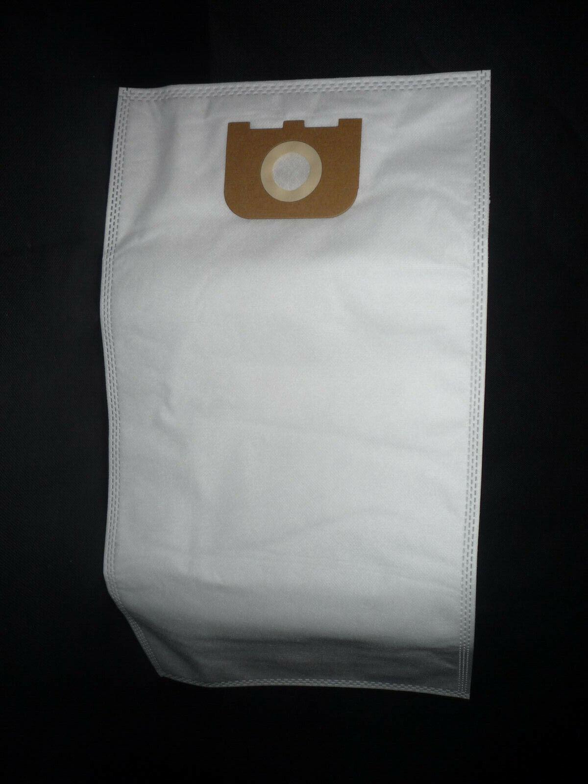 5x SCM Staubsaugerbeutel geeignet Scheppach ASP50-ES Nass-Trocken