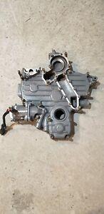 Kubota-V2203-Carrier-Transicold-Diesel-Engine-Gearcover-Reefer-Motor-4-Cylinder