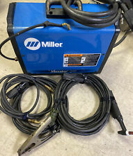 Miller Maxstar 200 Stick Amp Tig Welder With Cables