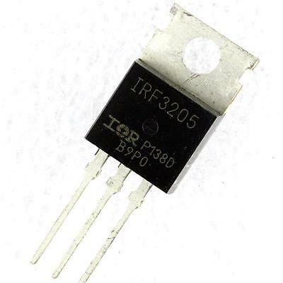 20 pcs IRF3205PBF IRF3205 MOSFET N-CH 55V 110A TO-220 NEW