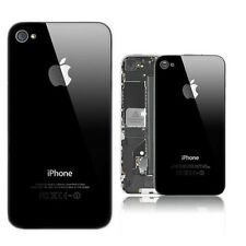 For Apple iPhone 4 - NEW Replacement Battery Cover Back Glass (BLACK) x 10