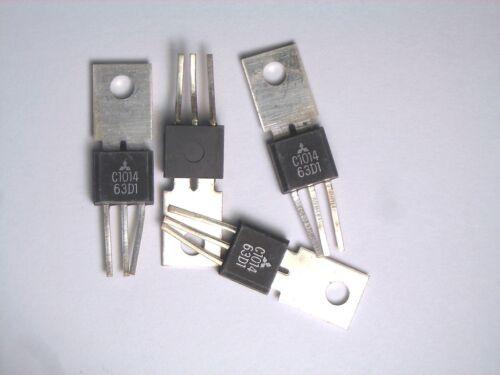 "2SC1014 /""Original/"" Mitsubishi Transistor 4 pcs"