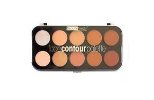 Beauty-Treats-Face-Contour-Palette-Powder-Highlighter-Bronzer-10-Shades-Item-360