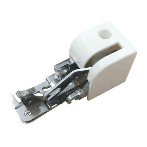 Household Sewing Machine Side Cutter Overlock Presser Foot Sew Attachment Tool