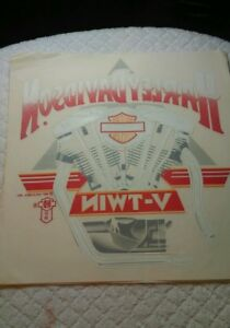 Vintage-1987-Harley-Davidson-Motorcycle-Holoubek-Iron-On-t-shirt-transfer-5