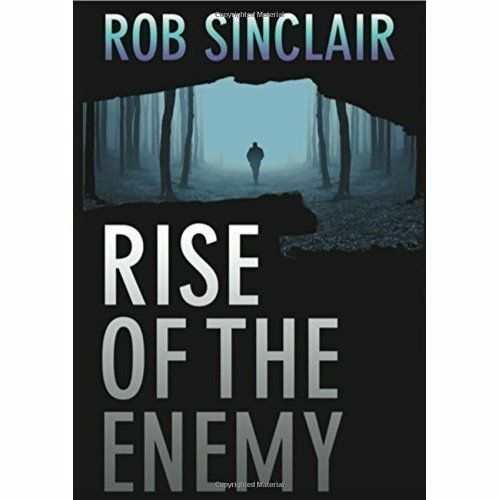 Rise of the Enemy (The Enemy Series)-ExLibrary