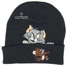 Supreme 'Tom & Jerry' Black Beanie