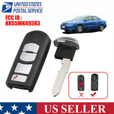 Replacement For 2009 2016 Mazda 3 6 Cx3 Cx9 Mx5 Remote Key Fob Shell Case Fits Mazda