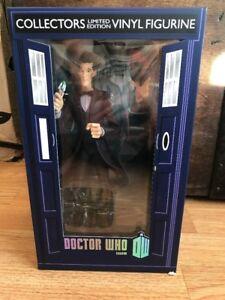 Doctor Who Variante de manteau en vinyle Figure 11 Variable Matt Smith Dr Ltd Ed.