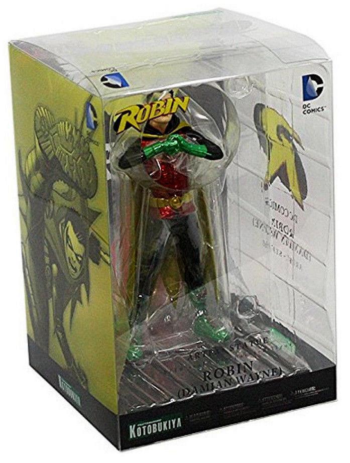 Robin nouveau 52 Damian Wayne  Teen Titans DC Comics ArtFX + Statue Kotobukiya  prix bas tous les jours