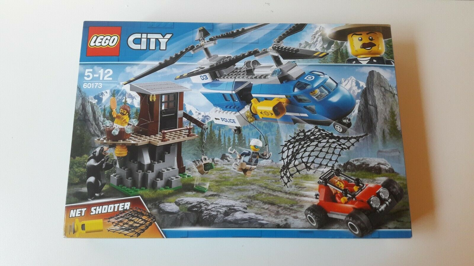 Lego City 60173 Mountain Arrest MIB