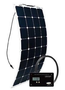 Gp Flex 100 Go Power Solar Flex 100w Flexible Solar