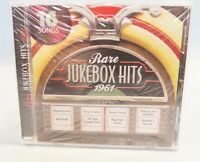 Rare Jukebox Hits 1961 Cd - Usually Ships In 12 Hours