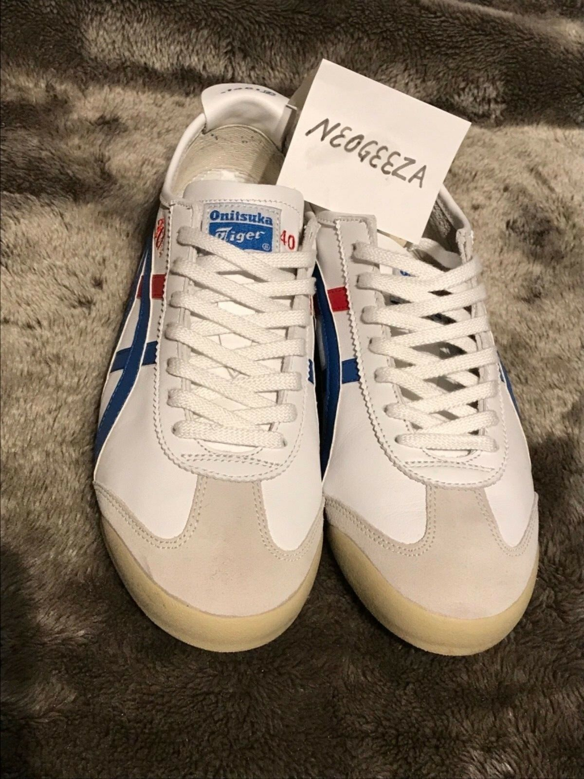 Onitsuka Tiger Mexico 66 40th  Anniversary sneaker UK10  40th d3d821