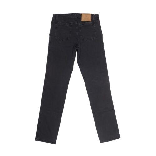 Pantalon Taille Borrelli Jeans 5 Noir Neuf 34 De Poches Luigi Vintage Coton Luxe SnxTTvq8C