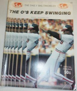 Baltimorean Magazine The Oriole's Keep Swinging September 1978 123114R2
