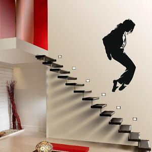 Adesivi per pareti Michael Jackson Danza. Stickers murali