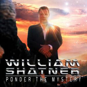 William-Shatner-Ponder-the-Mystery-Vinyl-12-034-Album-2013-NEW