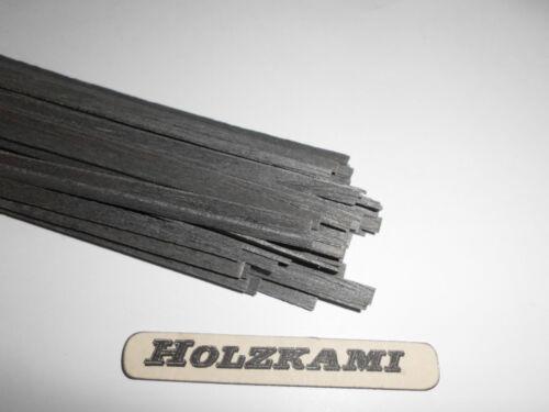 Holzleisten  Silbergrau 300mm x 3mm x 1mm  L//B//H  Neu 50 Stück