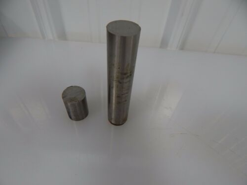 INCONEL 718 .935 Inch OD X 7 Inches long inco  7//8  3//4 round bar